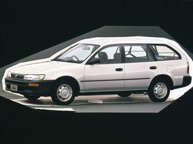 Ver foto 4 de Toyota Corolla Van Japan 1992