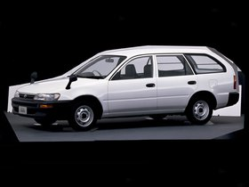 Ver foto 3 de Toyota Corolla Van Japan 1992