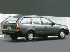 Ver foto 2 de Toyota Corolla Van Japan 1992