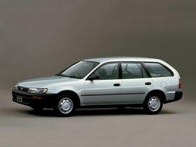 Ver foto 1 de Toyota Corolla Van Japan 1992