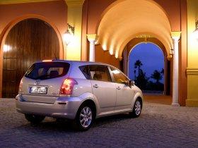Ver foto 14 de Toyota Corolla Verso 2004