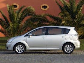 Ver foto 12 de Toyota Corolla Verso 2004