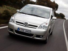 Ver foto 8 de Toyota Corolla Verso 2004