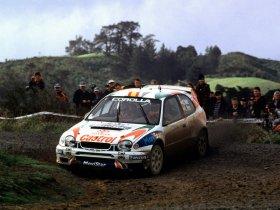 Ver foto 11 de Toyota Corolla WRC