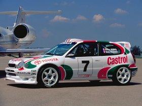 Ver foto 2 de Toyota Corolla WRC