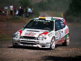 Ver foto 1 de Toyota Corolla WRC