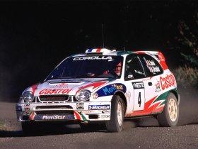 Ver foto 10 de Toyota Corolla WRC