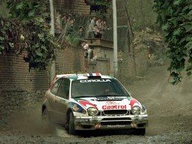 Ver foto 8 de Toyota Corolla WRC