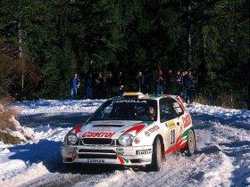 Ver foto 6 de Toyota Corolla WRC