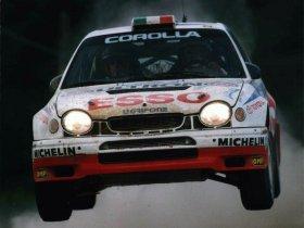 Ver foto 5 de Toyota Corolla WRC