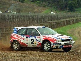 Ver foto 3 de Toyota Corolla WRC