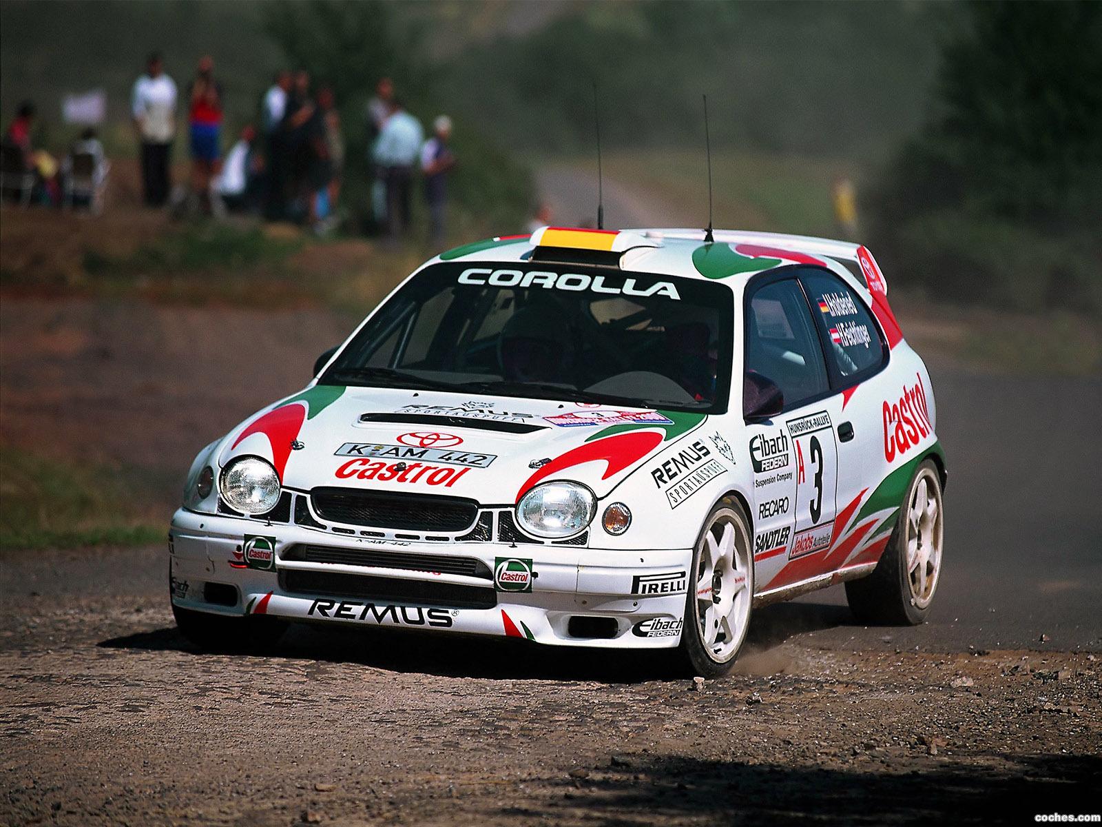 Foto 0 de Toyota Corolla WRC