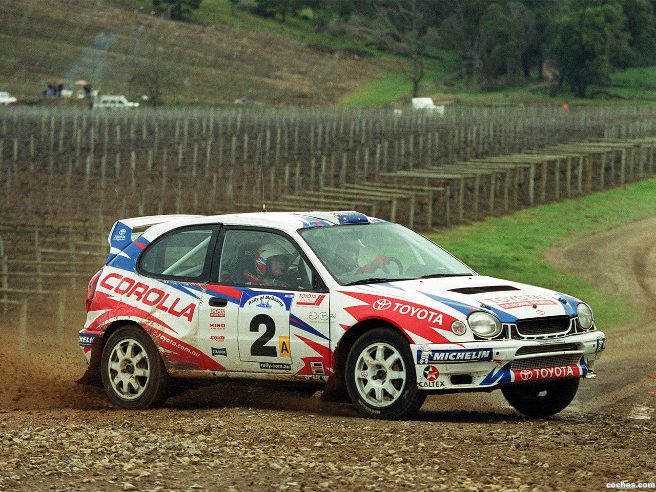 Foto 2 de Toyota Corolla WRC