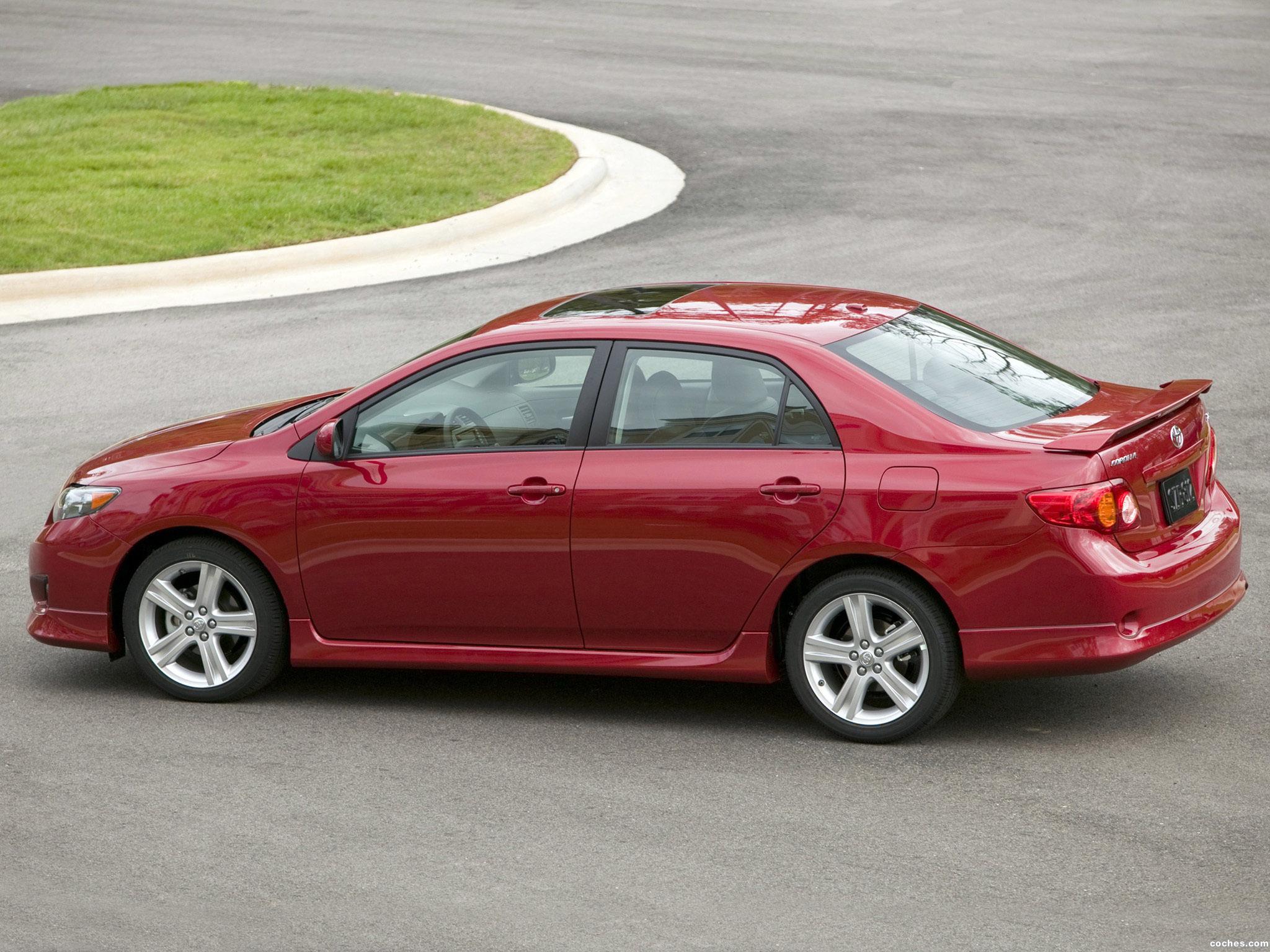 Foto 6 de Toyota Corolla XRS USA 2008