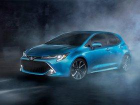 Fotos de Toyota Corolla XSE Hatchback USA 2018