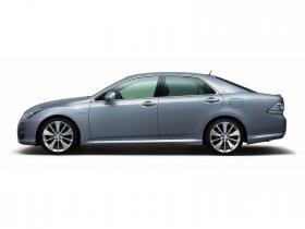Ver foto 5 de Toyota Crown Hybrid Concept 2007