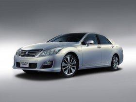 Ver foto 2 de Toyota Crown Hybrid GWS204 2008