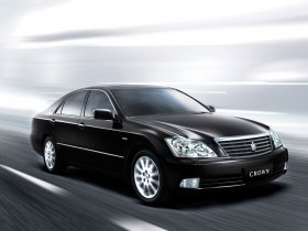 Fotos de Toyota Crown Royal S180 2008