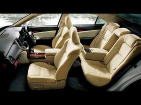 Ver foto 5 de Toyota Crown Royal Saloon G Hybrid S210 2015