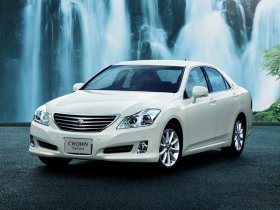 Fotos de Toyota Crown Royal Saloon S200 2008