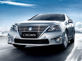 Ver foto 5 de Toyota Crown Royal Saloon VIP 2012