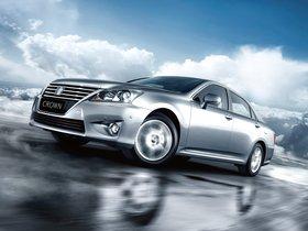 Ver foto 3 de Toyota Crown Royal Saloon VIP 2012