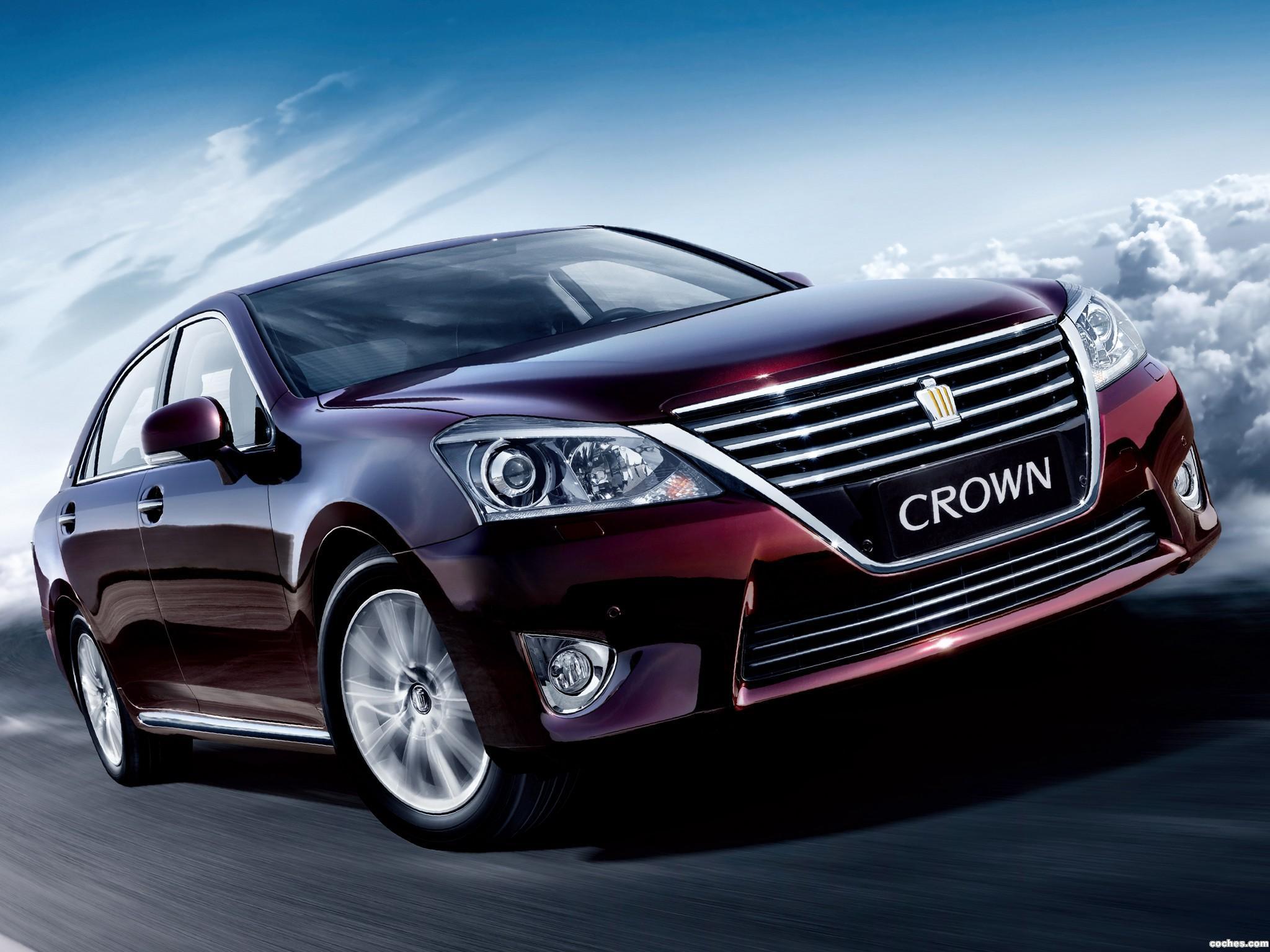 Foto 0 de Toyota Crown Royal Saloon VIP 2012