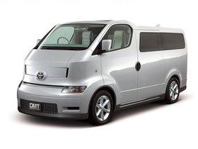 Ver foto 1 de Toyota DMT Concept 2001