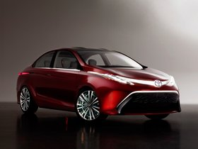 Fotos de Toyota Dear Qin Sedan Concept 2012
