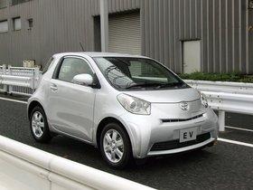 Ver foto 3 de Toyota EV Prototype 2011
