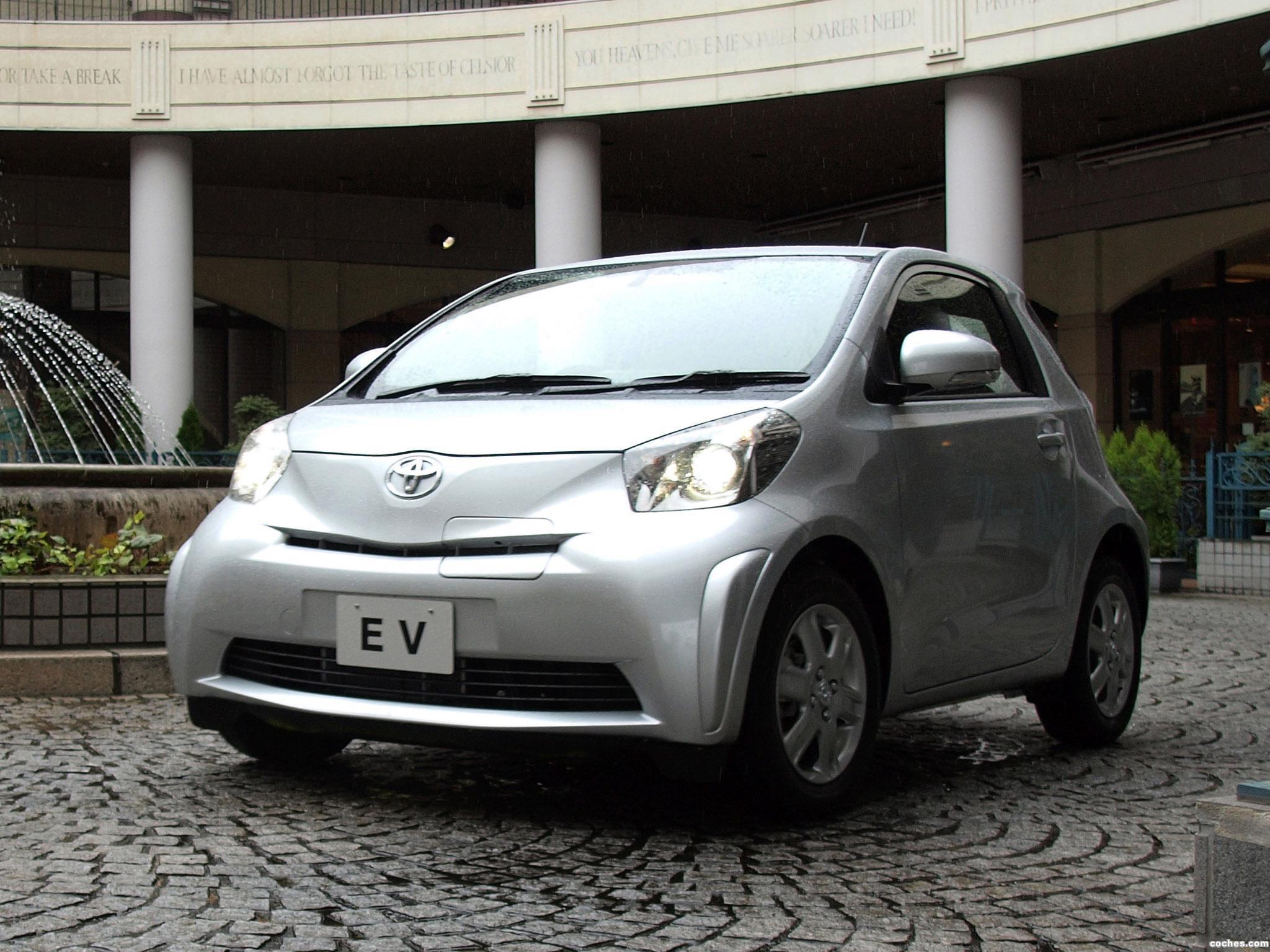 Foto 0 de Toyota EV Prototype 2011