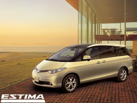 Fotos de Toyota Estima – Previa 2007