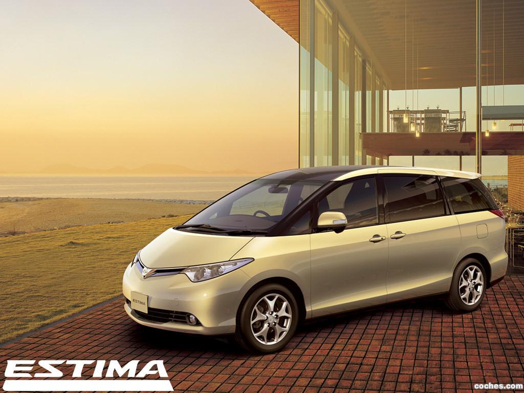 Foto 0 de Toyota Estima - Previa 2007