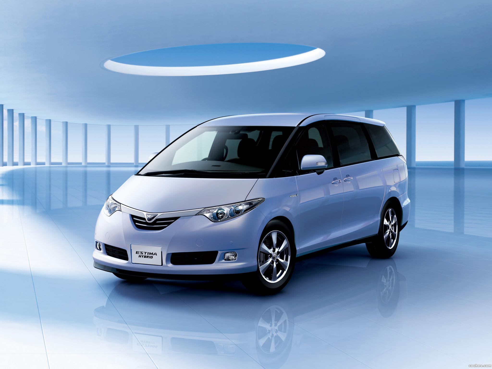 Foto 0 de Toyota Estima Hybrid 2007
