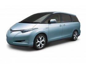 Ver foto 3 de Toyota Estima Hybrid Concept 2005