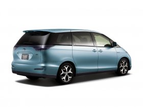 Ver foto 2 de Toyota Estima Hybrid Concept 2005