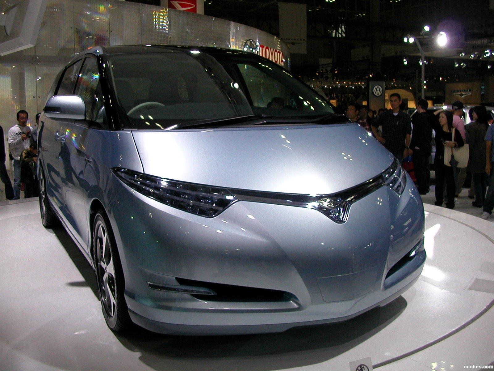 Foto 0 de Toyota Estima Hybrid Concept 2005