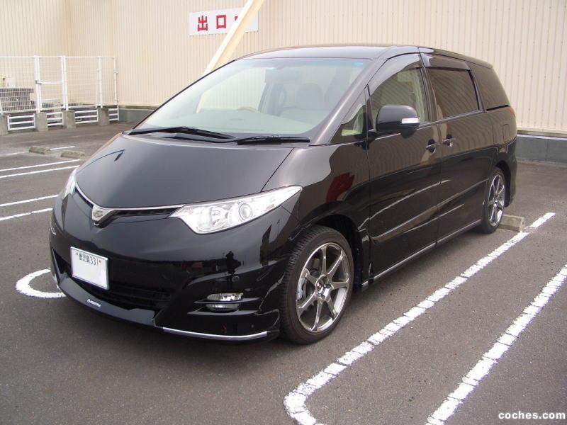 Foto 0 de Toyota Estima Special Edition 2007