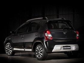 Ver foto 2 de Toyota Etios Cross 2013