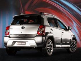 Ver foto 14 de Toyota Etios Cross 2013