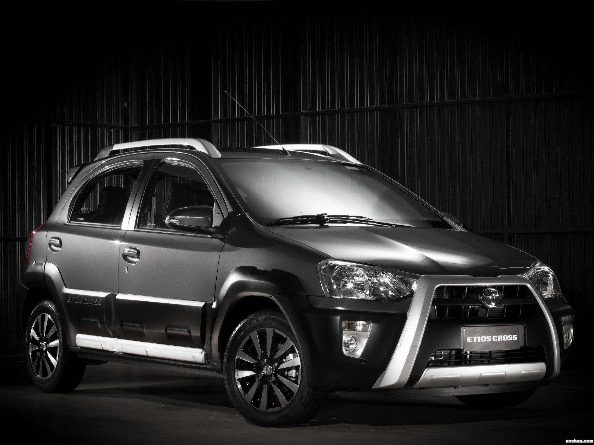 Foto 0 de Toyota Etios Cross 2013
