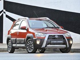 Ver foto 21 de Toyota Etios Cross 2014