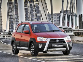 Ver foto 19 de Toyota Etios Cross 2014