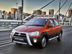 Ver foto 17 de Toyota Etios Cross 2014