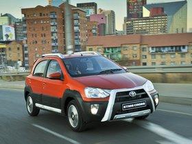 Ver foto 16 de Toyota Etios Cross 2014