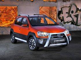 Ver foto 13 de Toyota Etios Cross 2014