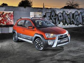 Ver foto 6 de Toyota Etios Cross 2014