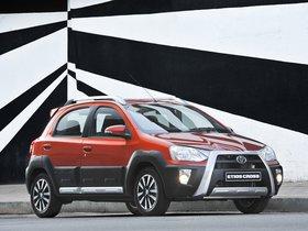 Ver foto 22 de Toyota Etios Cross 2014
