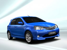 Fotos de Toyota Etios Hatchback Concept 2010