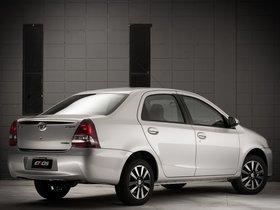 Ver foto 6 de Toyota Etios Platinum Sedan 2014